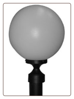 110 Volt Sphere Globe Lighting